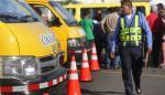 ATTT inspeccionará los buses colegiales la próxima semana