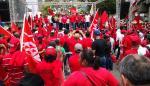 Marcha, política y feminismo en el primero de mayo