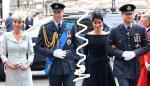 Los duques de Cambridge y de Sussex separan sus iniciativas benéficas