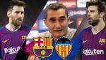 """Messi: """"Me gustaría que Valverde siguiera"""""""