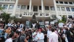 Ciudadanos protestan contra la impunidad
