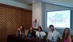 Inicia el rodaje de 'Algo Azul', ópera prima de Mariel García Spooner