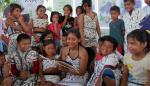 Los mitos de la Amazonía peruana se hacen inmortales con cuentos infantiles
