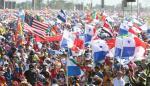 'Han hecho vibrar a Panamá, a América y al mundo entero'