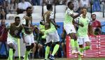 2-0. Musa da la victoria a Nigeria y hace un favor a Argentina