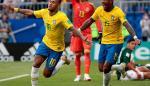 Brasil y Bélgica, cuartos de infarto