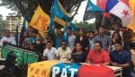 La UP rechaza vinculación con candidatos políticos