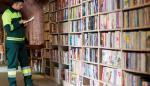 De la basura a las estanterías, una segunda vida para los libros en Ankara