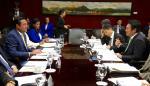 Panamá y Japón dialogan sobre políticas marítimas