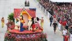 El desfile de navidad se realizará el 16 de diciembre