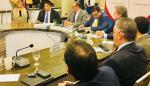 Consejo de la Concertación Nacional convoca Sesión Extraordinaria