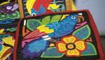 Panamá trabaja en postulación de mola guna como patrimonio de la Unesco