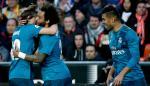 El Real Madrid alivia su crisis con una goleada en Mestalla Alfonso