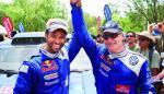 El Dakar hace más grande a Carlos Sainz
