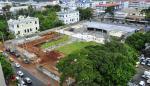 Alcaldía inaugurará estacionamiento soterrado con presentación artística