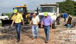 UABR traspasa a la AAUD terrenos de Cerro Patacón