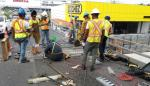 MOP: Trabajos en puente de Villa Lucre son parte de labores rutinarias