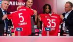 Bayern Múnich presentó a Mats Hummels y a Sánches