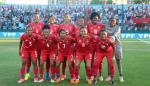 Selección mayor femenina de fútbol