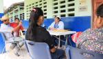 Ministra Markova Concepción se traslada a la Comarca Ngäbe-Buglé para atender las necesidades sociales de Alto Terrón