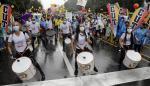 Las protestas dejan, según organizaciones de derechos humanos, unas 74 víctimas mortales