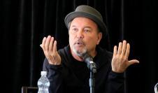 En la imagen, el salsero panameño Rubén Blades.