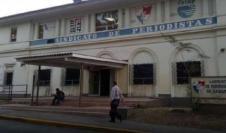 Fachada del Sindicato de Periodistas de Panamá (SPP)