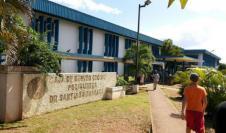 Suspenden servicios de urgencias en la policlínica Santiago Barraza
