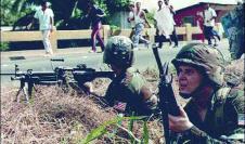 Invasión a Panamá 1989