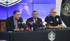 Conferencia de Prensa Policía