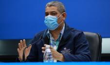 El ministro de Salud de Panamá, Luis Sucre.