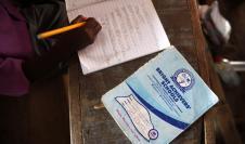 Estudiante de Nigeria