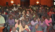 Estudiantes de Nigeria secuestrados por Boko Haram