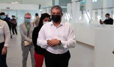 Ministro de Salud, Luis Sucre