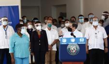 Hospital COVID , Ciudad de la Salud
