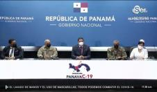 Panamá vacunará el mismo día que recibirá la vacuna contra la covid-19