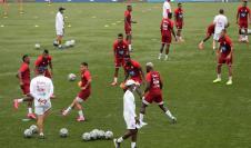 Fútbol selección nacional  Thomas Christiansen
