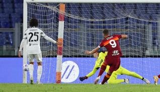 Cristiano rescata a un gris Juventus en Roma (2-2)