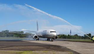 Aeropuerto Internacional Enrique Malek reinicia operaciones