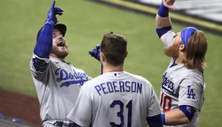 Jugadores de los Dodgers de Los Ángeles