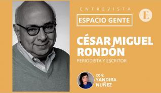 Cover_César Miguel Rondón: