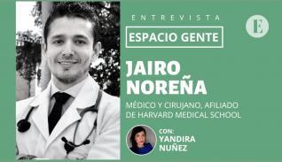 Jairo  Noreña: 'Demorarnos en la vacunación está llevando a la aparición de cepas  y mutaciones'