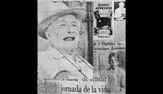 El maestro Rubén Darío Carles