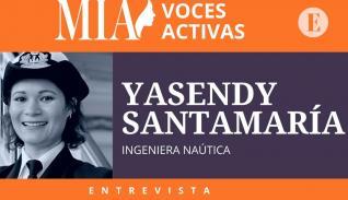 Yasendy Santamaría