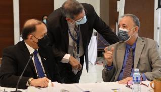 TE y Asamblea retoman el análisis de las reformas al Código Electoral