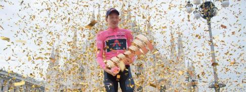Geoghegan Hart es el nuevo rey del Giro de Italia