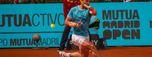 Rafael Nadal, tenista