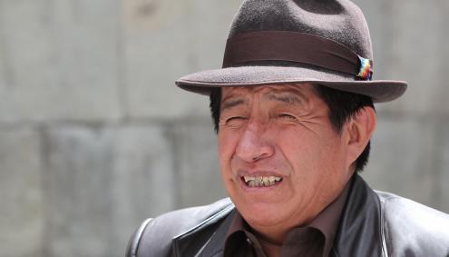"Rafael ""Tata"" Quispe"