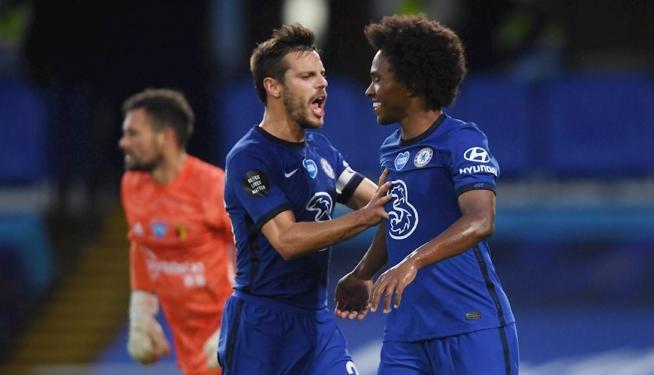 El Chelsea se recupera con una balsámica victoria ante el Watford