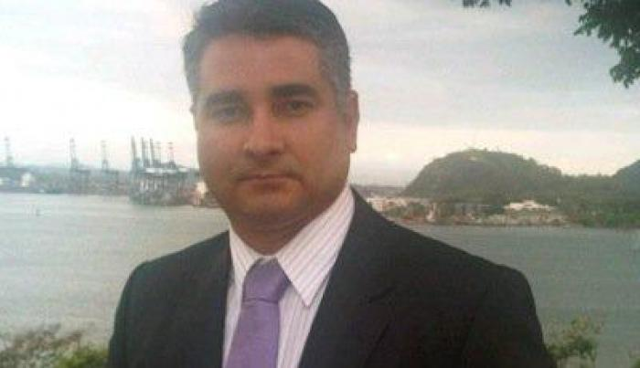 Rolando Aponte, periodista de TVN Canal 2